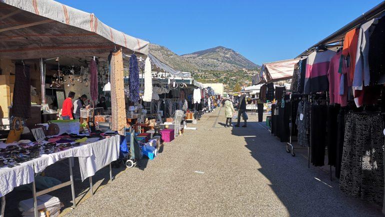 A Fondi il mercato della domenica anticipato a venerdì 2 aprile
