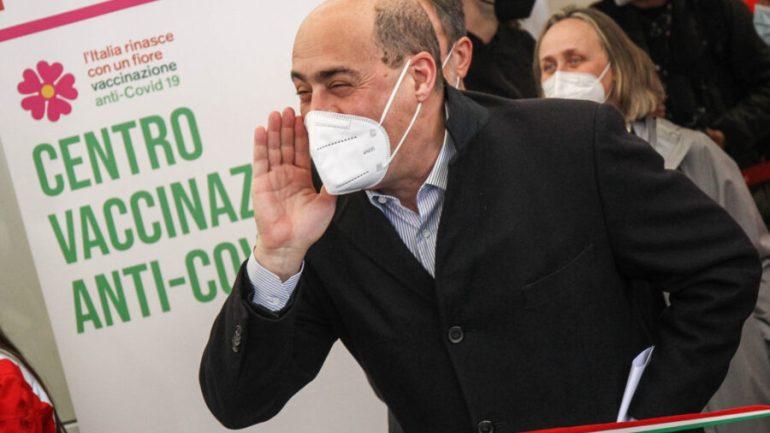 """Covid, Lega """"Zingaretti aumenta di 25mila euro stipendio al Capo Cerimoniale"""""""