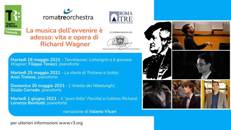 Roma Tre Orchestra riapre venerdì 14 con omaggio a Rattalino