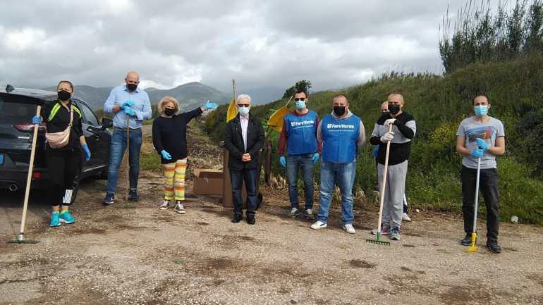 Il report della settima giornata ecologica a Quarto Iannotta