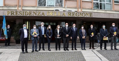 """Regione Lazio:""""Sì al progetto di consorzio industriale unico del Lazio"""""""