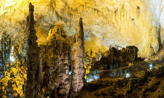 Regione Lazio. Turismo: nuova luce alle Grotte di Collepardo