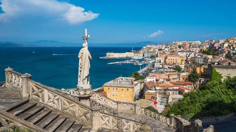 Regione Lazio. Il litorale laziale, un mare di miglioramenti: riqualificazione di Formia, Gaeta e Minturno