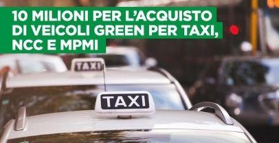 Regione Lazio. Pubblicato bando da 10 mln per acquisto veicoli a basso impatto ambientale