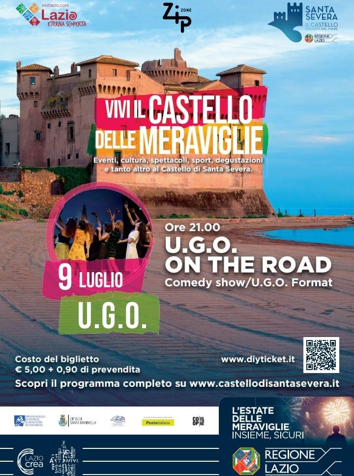 Agorà   Gli eventi del Castello di Santa Severa