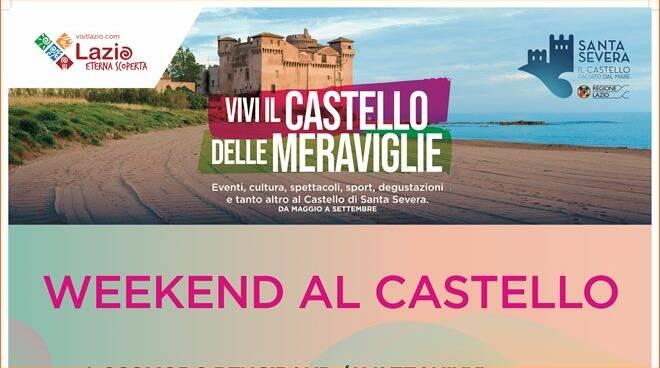 Santa Severa: al Castello  gli eventi del fine settimana 18 e 19 settembre
