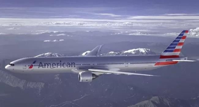 Promoção de passagens aéreas American Airlines