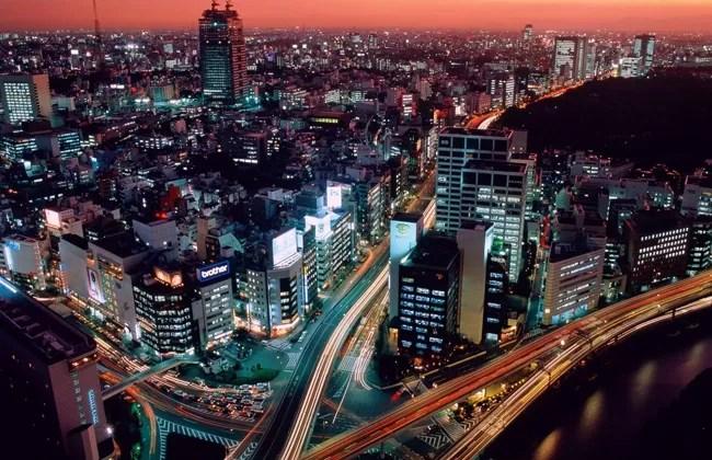 Passagens aéreas promocionais para o Japão