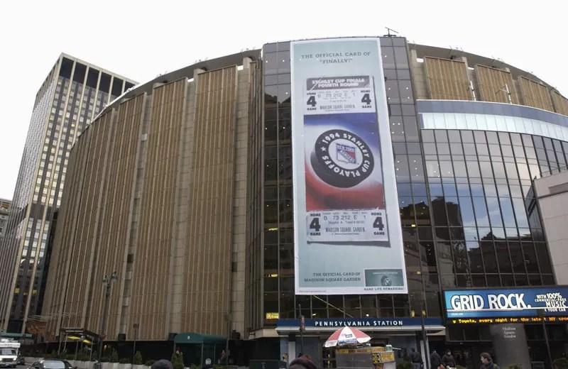 Madison Square Garden - Nova York