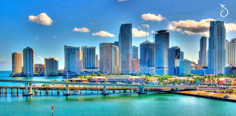 Pacotes de viagens para Miami 2017