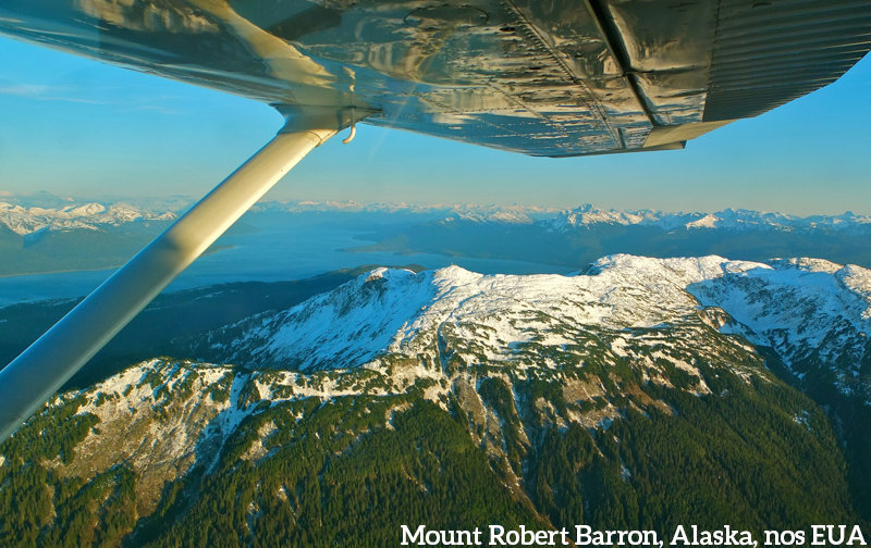 Foto em Mount Robert Barron, Alaska, nos EUA