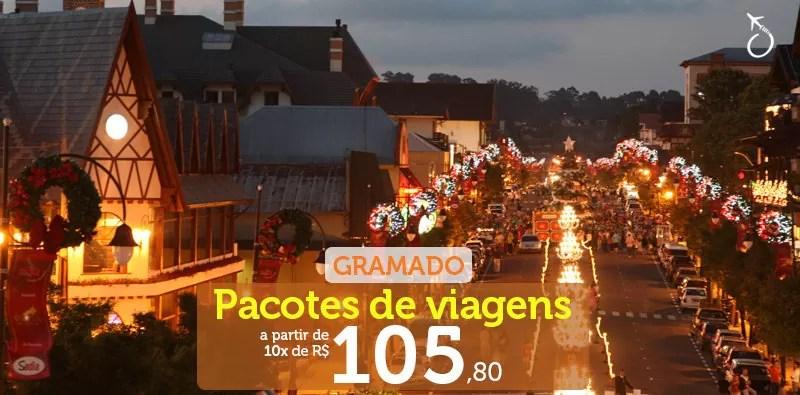 Pacotes de viagens Natal Luz 2016 / 2017
