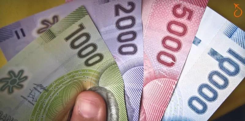 Qual moeda levar para o Chile
