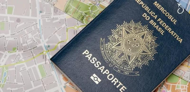RG x Passaporte