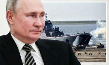 Mer Noire : ce qui attend les destroyers US en cas de guerre ente la Russie et l'Ukraine