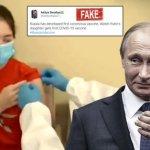 Covid-19 : pourquoi les Russes boudent-ils le Spoutnik V ?