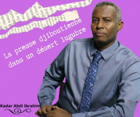 République de Djibouti : la presse djiboutienne dans un désert lugubre
