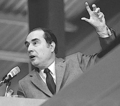 L'OPA du PS par François Mitterrand ou l'épineux congrès d'Épinay