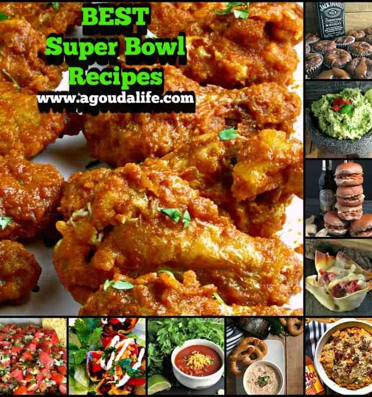 best super bowl recipes