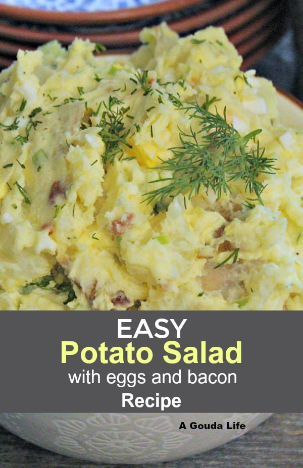 Potato Salad Recipe With Dill And Eggs