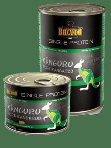 Belcando Kangaroe Single Proteiïn Blikken