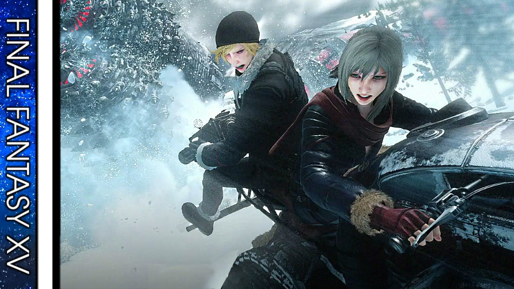 Final Fantasy XV Time Trials Dogged Rider Trophy Video Guide AGOXEN