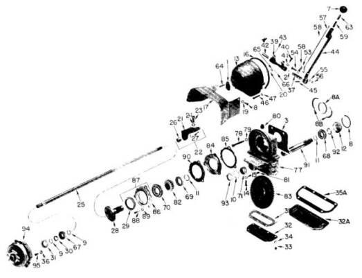 Oliver 550 Tractor Wiring Diagram, Oliver, Free Engine