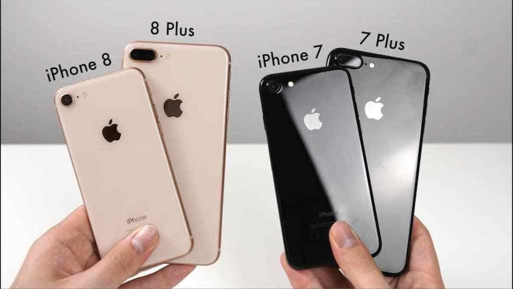 differenze tra iphone 7 e iphone 8