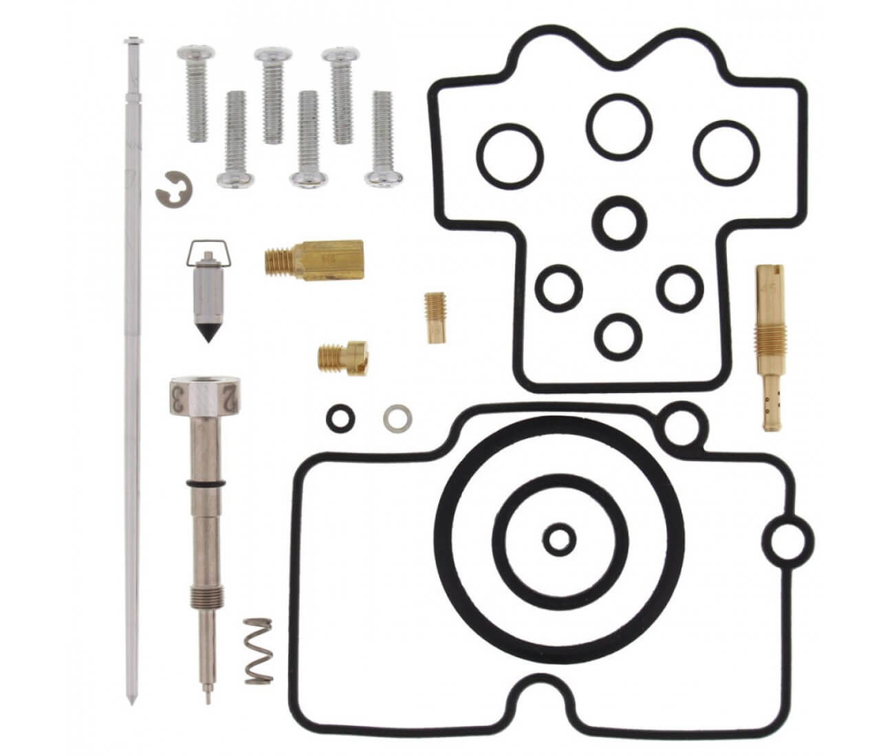 HONDA TRX 450 ER-08/14-KIT REPARATION CARBURATEUR-26-1359