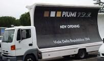 Camion vela Piumi