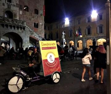 Donchisciotte ristorante pizzeria a Prato