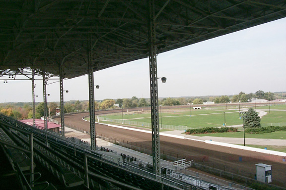 Grandstand  Illinois State Fairgrounds