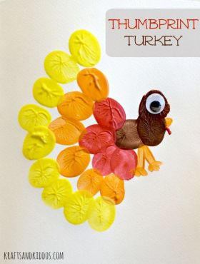 turkey-thumbprint