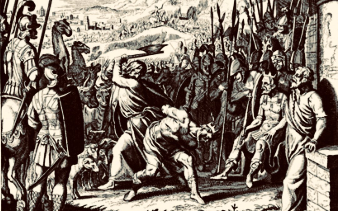 On Samuel, Social Justice, And The Prophetic Office Of The Church (1)