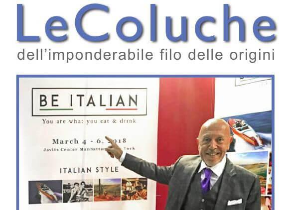 A Bruno Colucci il premio LeColuche