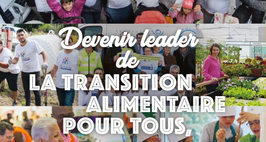 """Gruppo Carrefour: """"La Transition alimentaires pour tous"""""""