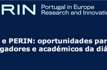PERIN – opportunités pour les scientifiques portugais à l'étranger