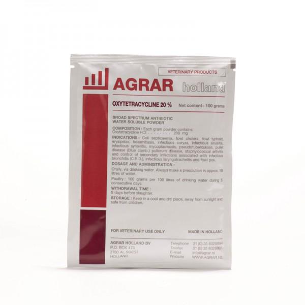 AGROXY 20 – WATER SOLUBLE BROAD SPECTRUM ANTIBIOTIC