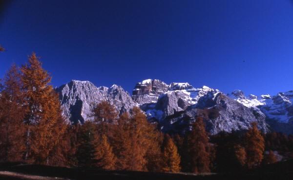 Parco Naturale Adamello Brenta  Trentino