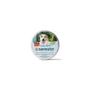 Collare antipulci Seresto per cani di taglia inferiore a 8 chili