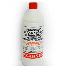 Olio di fegato di merluzzo - Certaldo