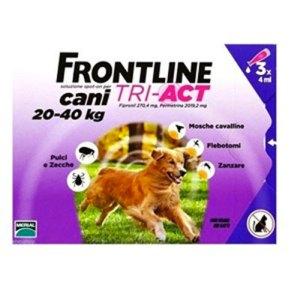 Frontline-triact-cani-20-40 kg - Certaldo