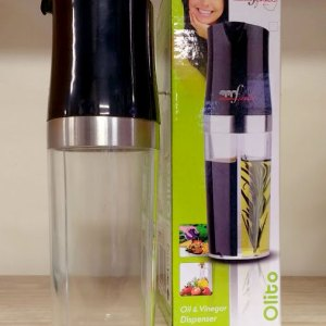 Dispenser olio e aceto - Certaldo