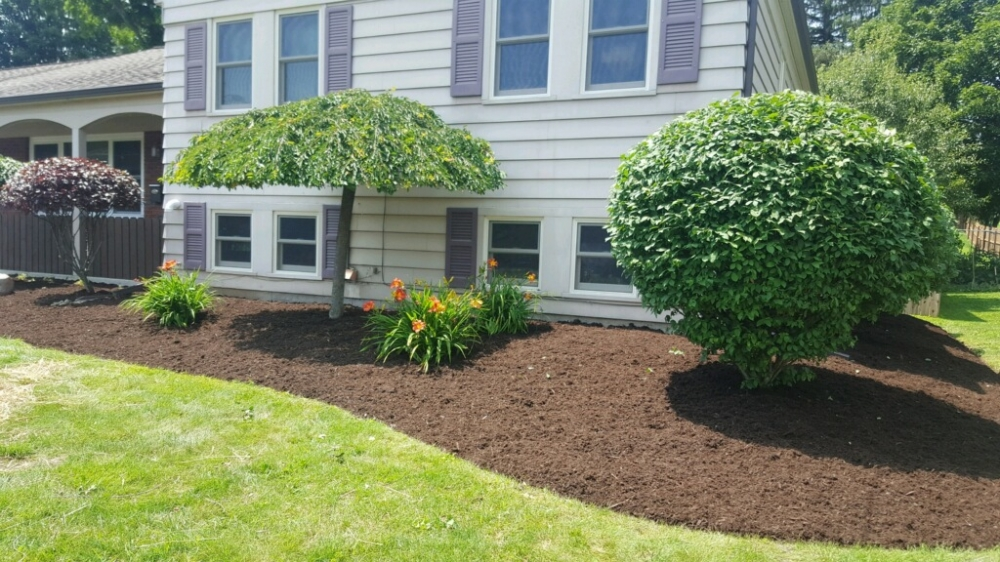 A Great Choice Landscaping  Binghamton Landscaper Patios