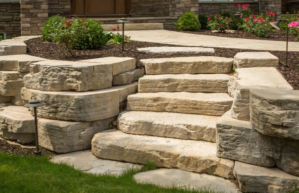 rosetta hardscape stone - designer