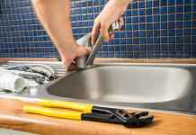 How to Replace Kitchen Faucets