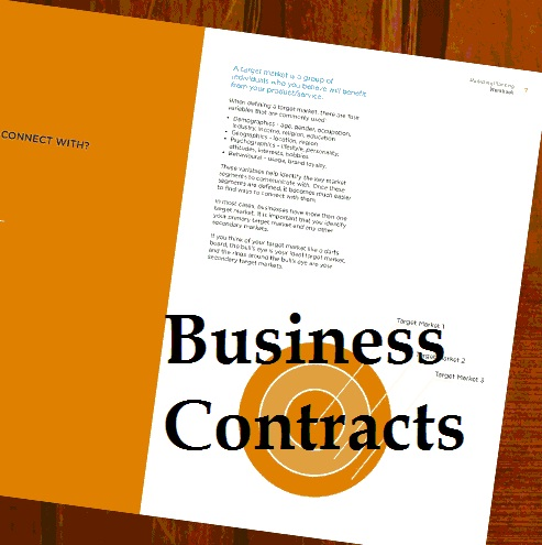 Business associate agreement template by agreementstemplates the signatures of both the parties are taken at the bottom of the business associate agreement wajeb