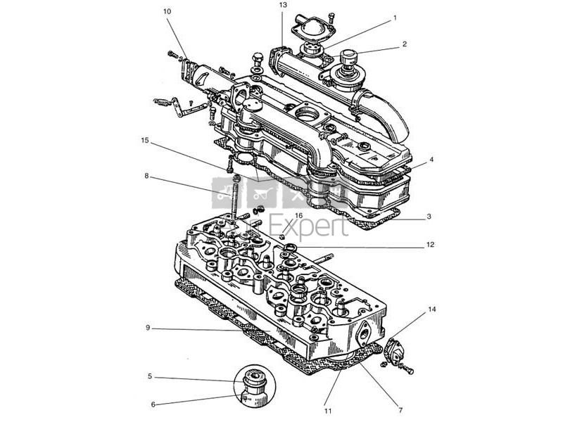 2401007032, 240-1007032 Guide soupape moteur AVTO MTZ, MT3