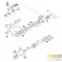 Toutes pièces de direction tracteur Case IH sur Agri-Expert.fr
