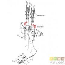 Pompe hydraulique tracteur, distributeur, pièces